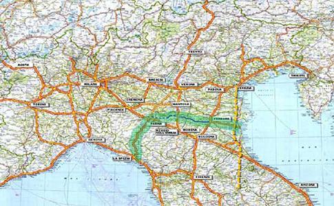 Il PD ferrarese vuole l'Autostrada Regionale Cispadana
