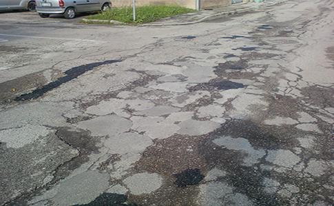 Nuova ordinanza: altre vie pronte per essere asfaltate