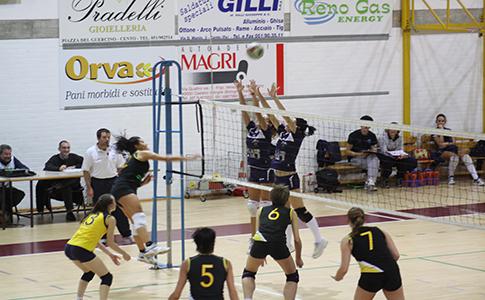 Momento no per l'Evolution Volley che perde a Modena
