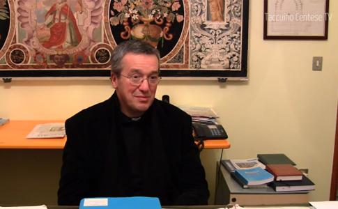 Gli auguri di Monsignor Stefano Guizzardi
