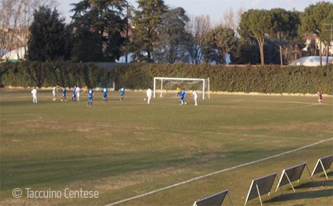 Il Faenza tiene dietro la Centese Calcio