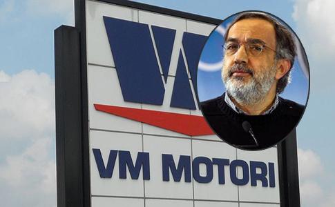 Sergio Marchionne in visita alla VM Motori di Cento?