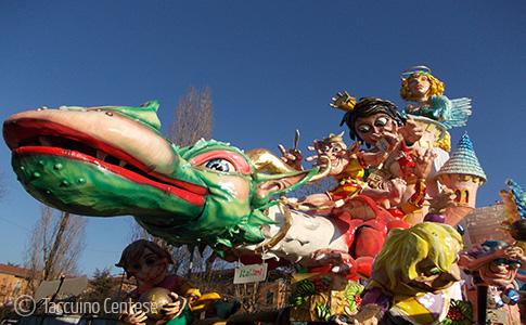 Cento Carnevale d'Europa 2013: chiusa l'edizione dell'impossibile