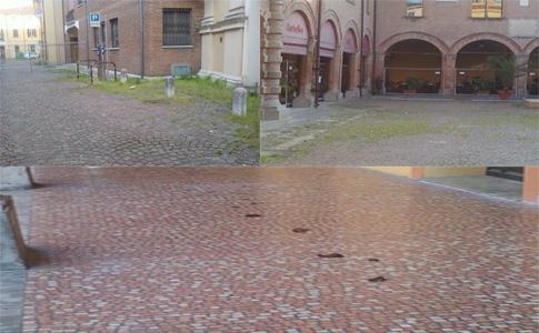 Forza Cento denuncia il degrado del centro storico