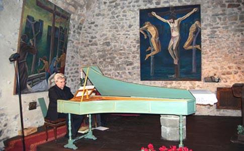 Morto Davide Masarati, organista ed ex organista del teatro Borgatti