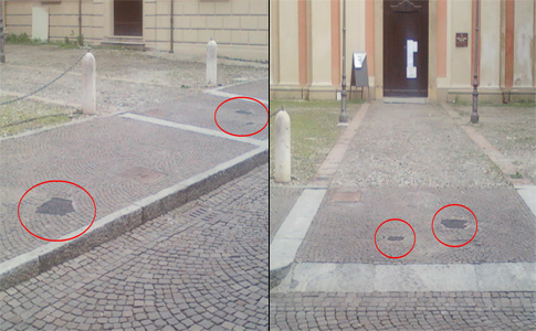 """Via il catrame da Corso Guercino"""