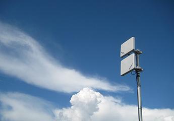 Banda larga: nel comune di Cento arriva il WiMAX