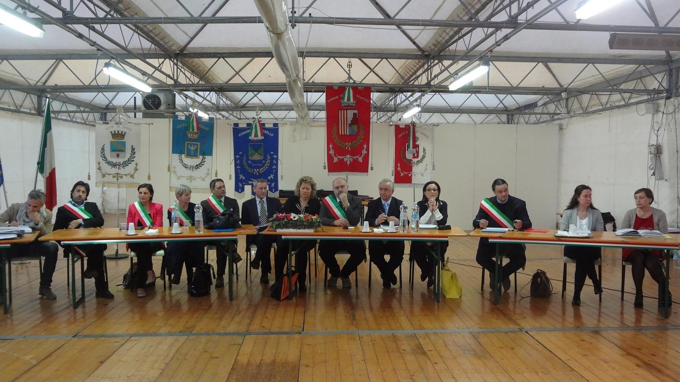 Il 2 Aprile 2014 è nata l'Unione dell'Alto Ferrarese !