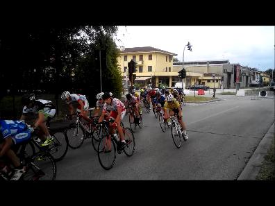 162 ciclisti arrivati a Cento per i Campionati Regionali Esordineti 1° e 2° anno