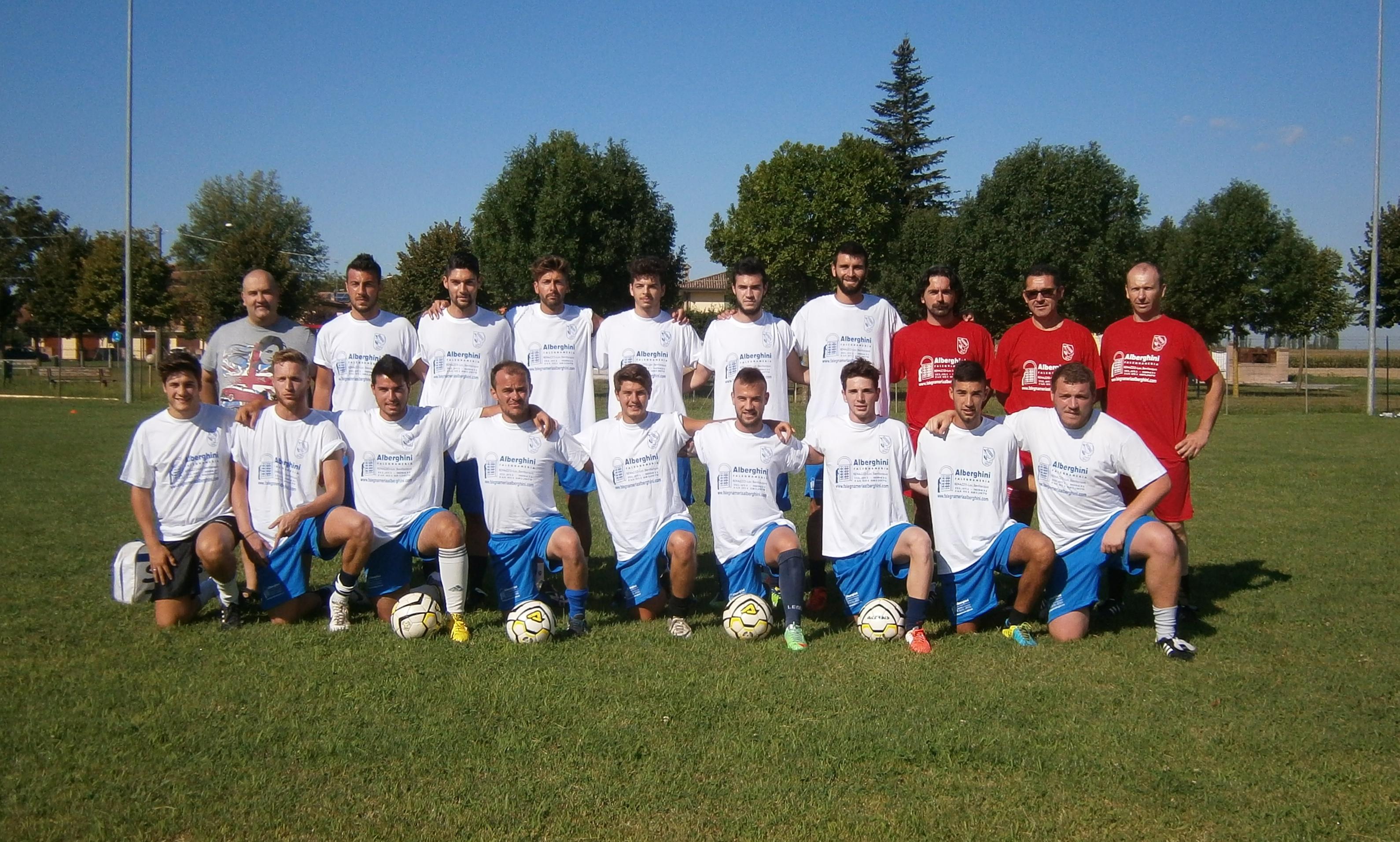 Bevilacquese Calcio vicina al passaggio del Turno in Coppa Emilia!