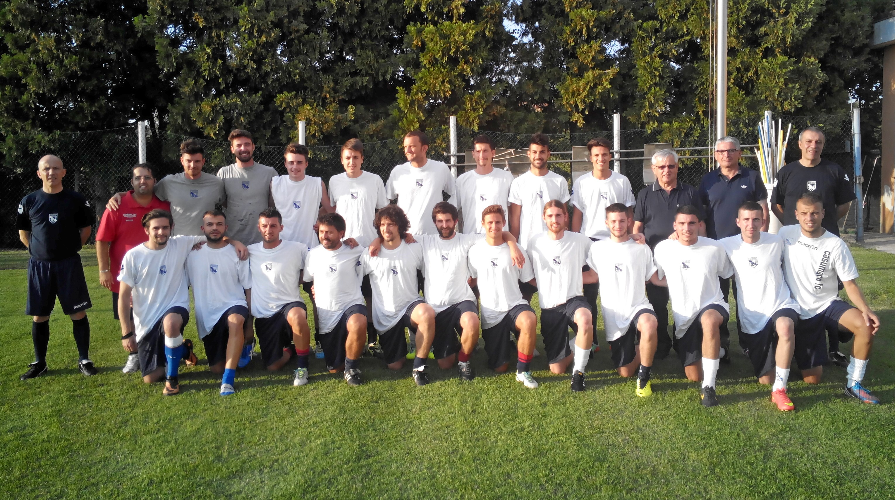 Casumaro Calcio: Nel mirino i Play Off !