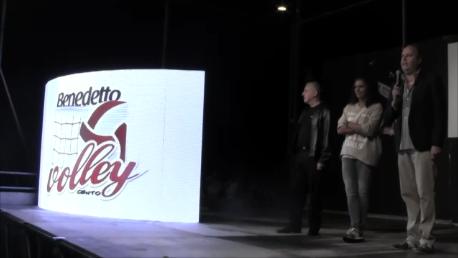 Benedetto Volley :Iniziata l 'avventura