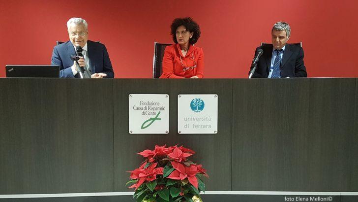 CENTO (FE) IERI, GIOVEDì 20/12/18 SI E' TENUTA L'ASSEMBLEA DEI SOCI DELLA FONDAZIONE CARICENTO