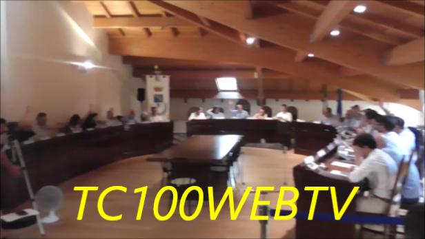 "CENTO (FE) AL VIA SPERIMENTALE LA NUOVA RUBRICA TARGATA TC100WEBTV ""A CALDO"" !"