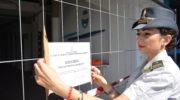 FERRARA: NON C'E' PACE PER IL PAOLO MAZZA! LA GDF SIGILLA ANCHE LA CURVA OVEST !