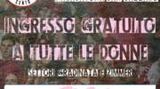 CENTO (FE) BENEDETTO XVI TRAMEV BASKET CENTO, DOMENICA INGRREESSO OMAGGIO PER LE DONNE AL PALASAVENA !