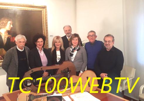 CENTO (FE) TRE GIORNI PER CELEBRALE I 150ANNI DALLA NASCITA DEL MAESTRO  LUIGI MOZZANI !