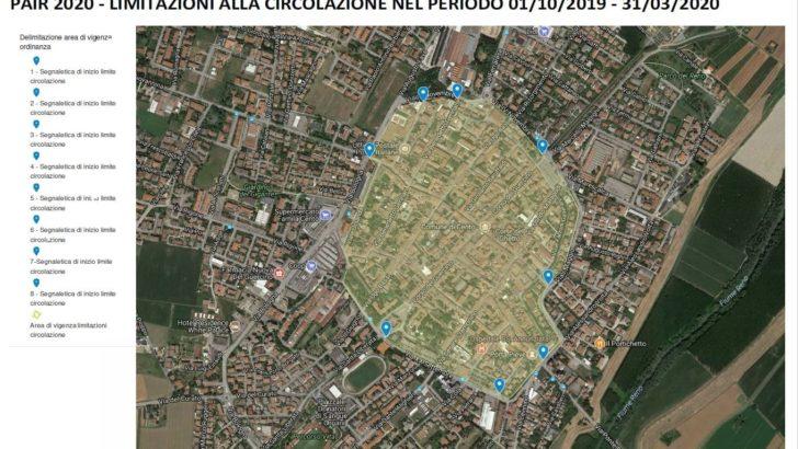 CENTO (FE) PIANO INTEGRATO REGIONALE: TERZA  NUOVA DOMENICA ECOLOGICA PER CENTO !