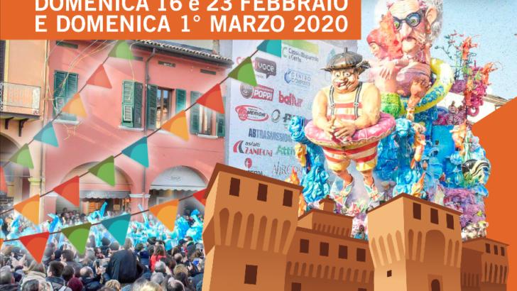CENTO (FE) ASCOM CONFCOMMERIO PRESENZA IMPORTANTE AL CARNEVALE DI CENTO CON DUE INIZITIVE DI SUCCESSO!